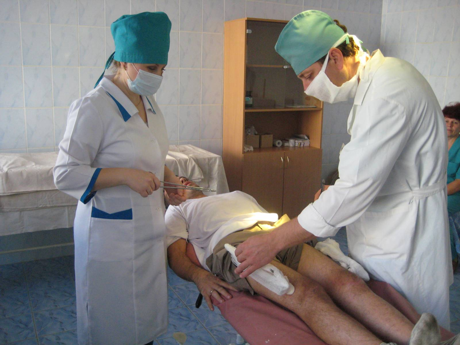 Травматология фото